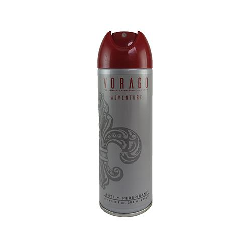 Foto ANTITRANSPIRANTE ADVENTURE VORAGO SPRAY 203ML de