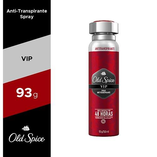 Foto DESODORANTE BODY SPRAY VIP 96GR OLD SPICE de