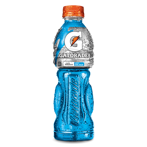 Foto BEBIDA ISOTONICA COOL BLUE 500ML GATORADE BOT de