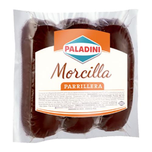 MORCILLA PARRILLERA X 3 UN PALADINI E/V