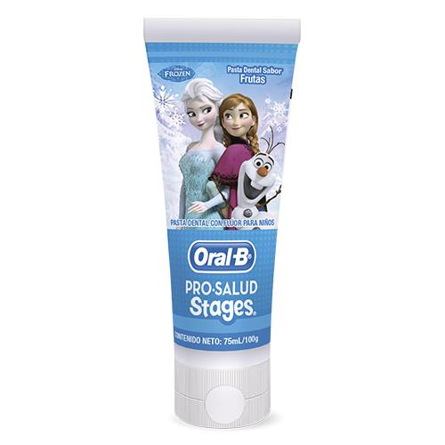 Foto PASTA ORAL-B STAGES FROZEN 100GR de