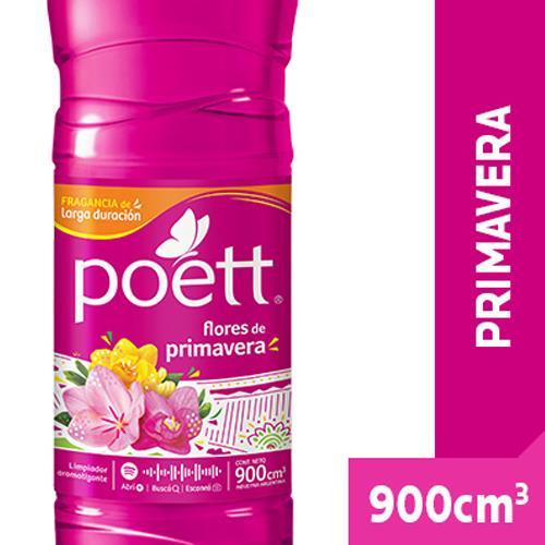 Foto LIMPIADOR DE PISO POETT PRIMAVERA 900ml  de