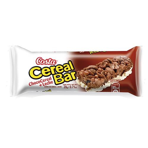 Foto CHOCO CEREAL BAR COSTA UN 18GR de
