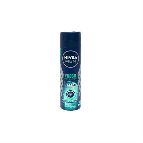 Foto DESODORANTE SPRAY FRESH OCEAN 150ML NIVEA de