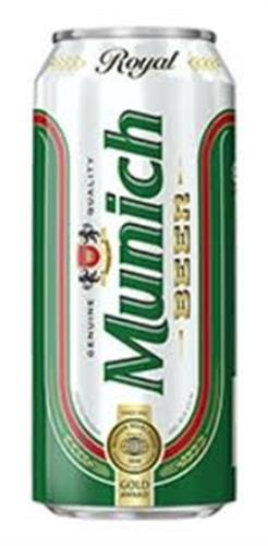 Foto CERVEZA MUNICH ROYAL 473ML de