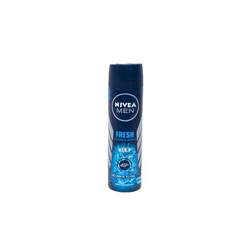 Foto DESODORANTE SPRAY FRESH ICE 150ML NIVEA de