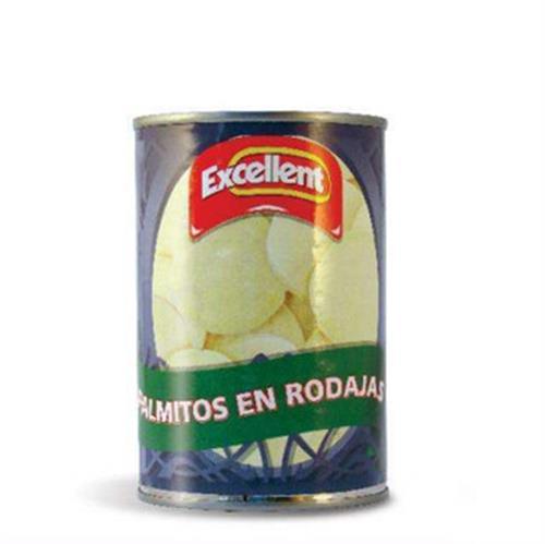 Foto PALMITOS EN RODAJAS X800GR EXELLENT LATA de
