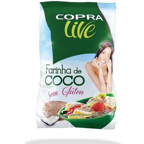 Foto HARINA D/COCO COPRA 400GR BSA de