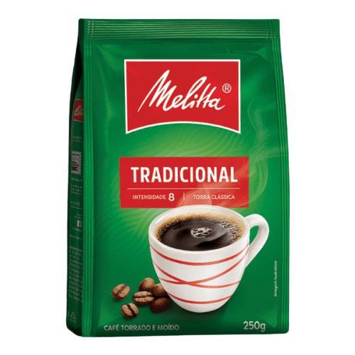 Foto CAFE TRADICIONAL POUCH 250GR MELITTA PAQ  de