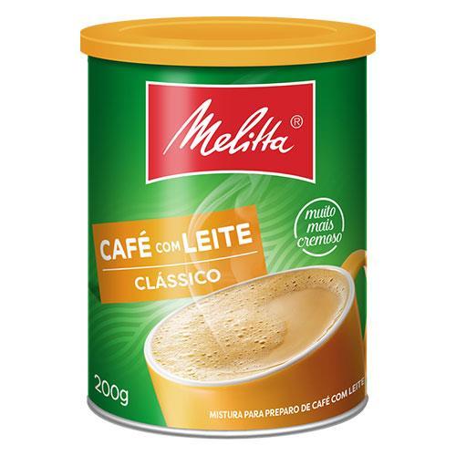 Foto CAFE CON LECHE MELITTA X200 GR de