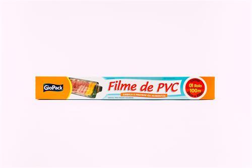 Foto FILME DE PVC 38CM 100M12 GIOPACK de
