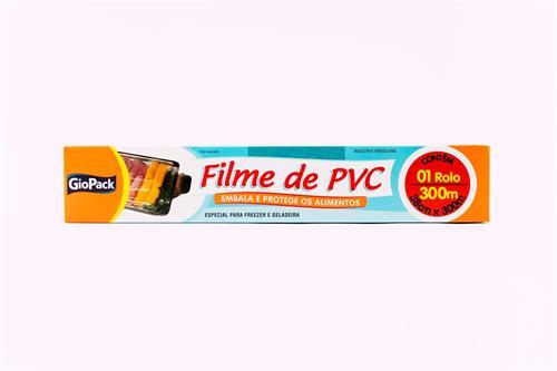 Foto FILME DE PVC 38CM 38CM300M6 GIOPACK de