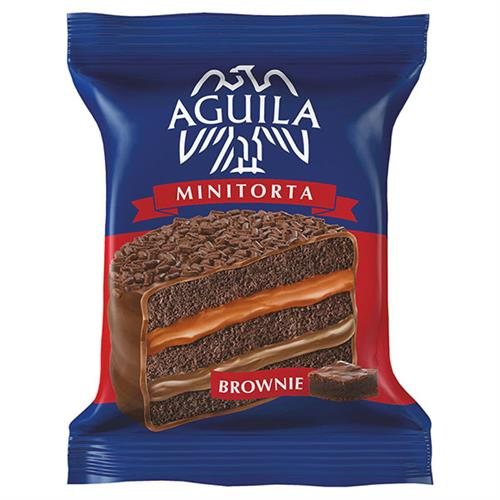 Foto MINI TORA BROWNIE X 74 GR de
