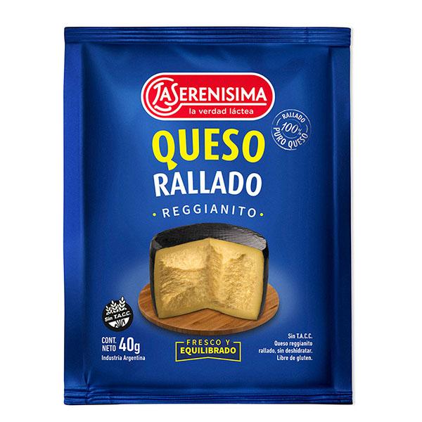 QUESO RALLAD SERENISIMA 40 GR