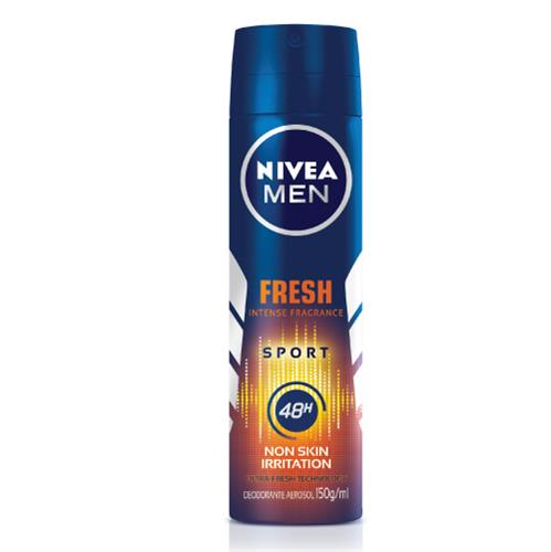 Foto DESODORANTE SPRAY FRESH SPORT 150ML NIVEA de