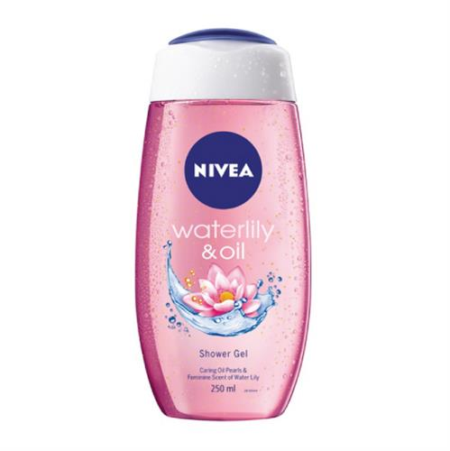 Foto GEL DE DUCHA WATERLILY OIL 250ML NIVEA FCO de