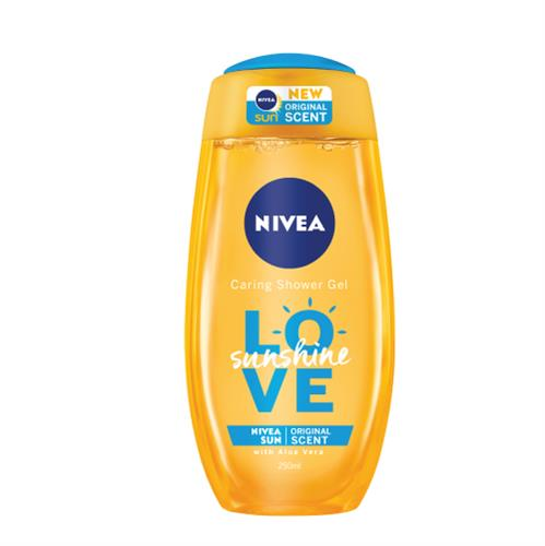 Foto GEL DE DUCHA SUNSHINE LOVE 250ML NIVEA FCO de