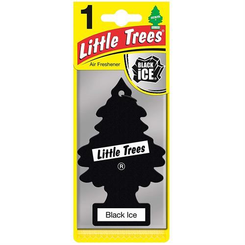 Foto AROMATIZANTE P/ AUTO LITTLE TREES BLACK ICE de