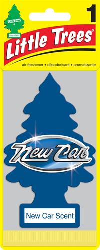 Foto AROMATIZANTE P/ AUTO LITTLE TREES NEW CAR de