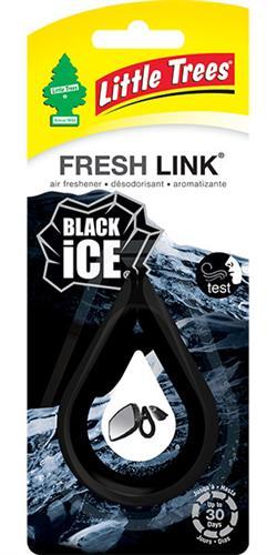 Foto AROMATIZANTE CLIP LITTLE TREES BLACK ICE de