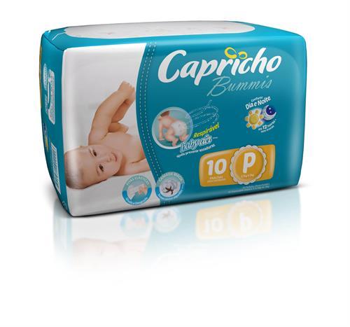 Foto PAÑAL  BABY P 10UN CAPRICHO BUMMIS PAQ  de