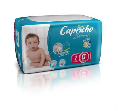 Foto PAÑAL BABY G 7UN CAPRICHO BUMMIS PAQ  de