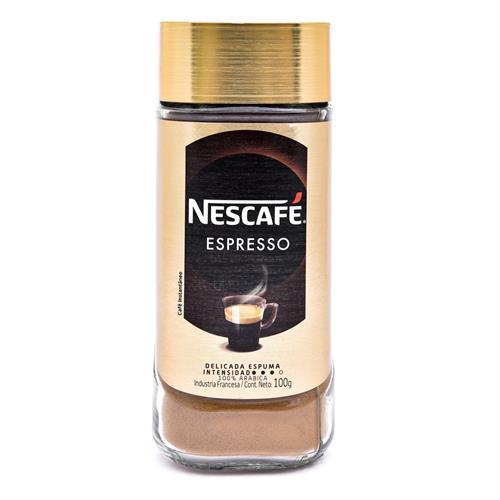 Foto CAFE ESPRESSO 100GR NESCAFE FCO de