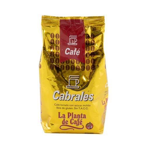 Foto CAFE TORRADO MOLIDO CABRALES 500GR BSA de