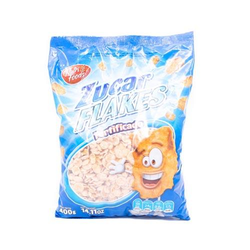 Foto CEREAL ZUCAR FLAKES 400GR NUTRI FOODS BSA de