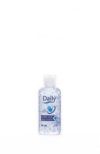 Foto ALCOHOL GEL DAILY ANTISÉPTICO 60ML de