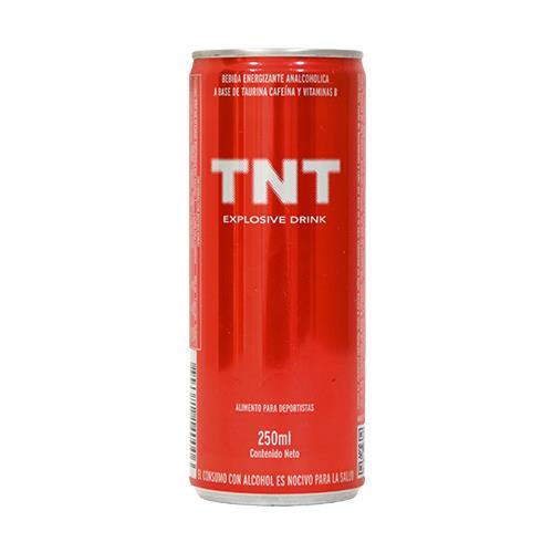 Foto ENERGIZANTE TNT LATA X 250ML de