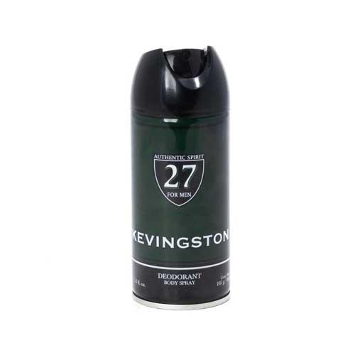 Foto DESODORANTE VERDE 27 160ML KEVINGSTON de