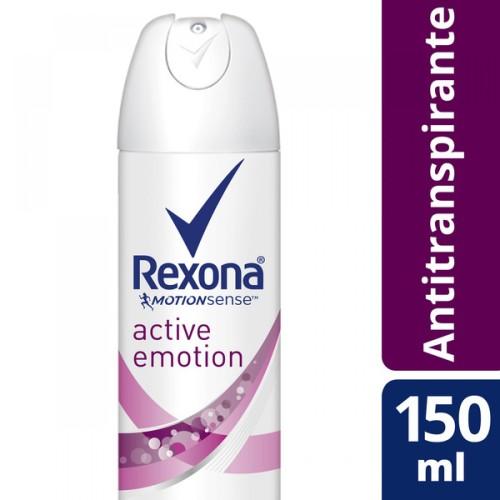 DESODORANTE ACTIVE EMOTION REXONA 150ML