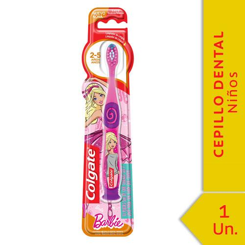 Foto CEPILLO DENTAL PARA NIÑOS BARBIE COLGATE de