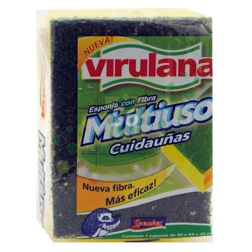 Foto ESPONJA VIRULANA SALVA UÑAS MULTIUSO de