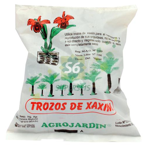 TROZO DE XAXIM CAJA 500 GR FERT