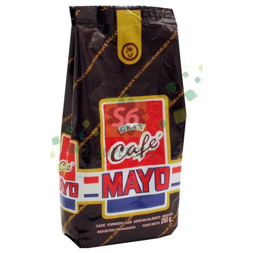 Foto CAFE MAYO PAQUETE 250 GR MOLIDO de