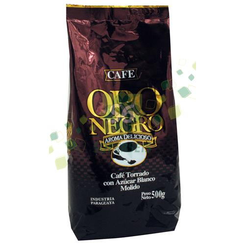 Foto CAFE ORO NEGRO PAQUETE 500 GR MOL de