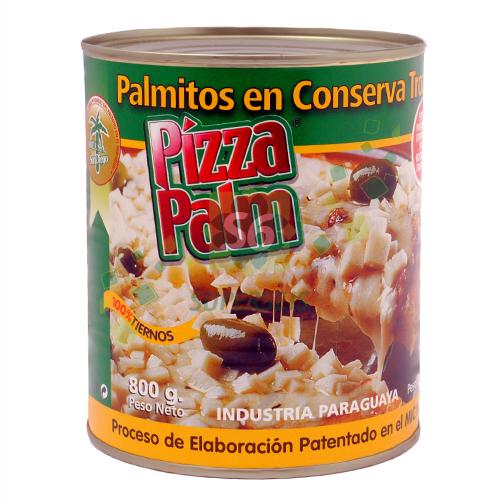 PALMITO PIZZA PALM EN TROZO LITRO