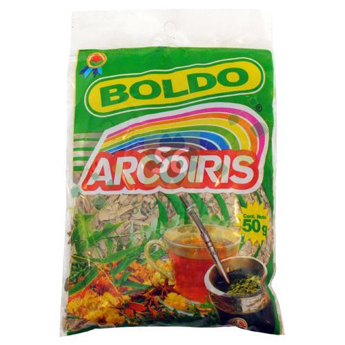 Foto BOLDO ARCO IRIS PAQUETE 50 GR de