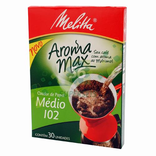 FILTRO PARA CAFE MELITTA NRO. 102