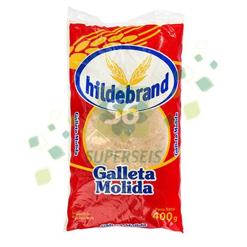 GALLETA MOLIDA 800GR HILDEBRAND PLAST