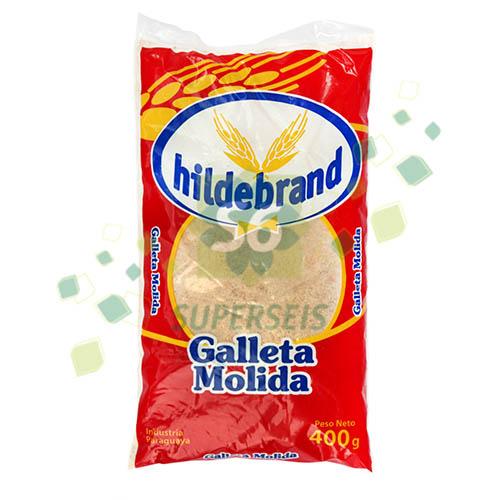GALLETA MOLIDA 400GR HILDEBRAND PLAST