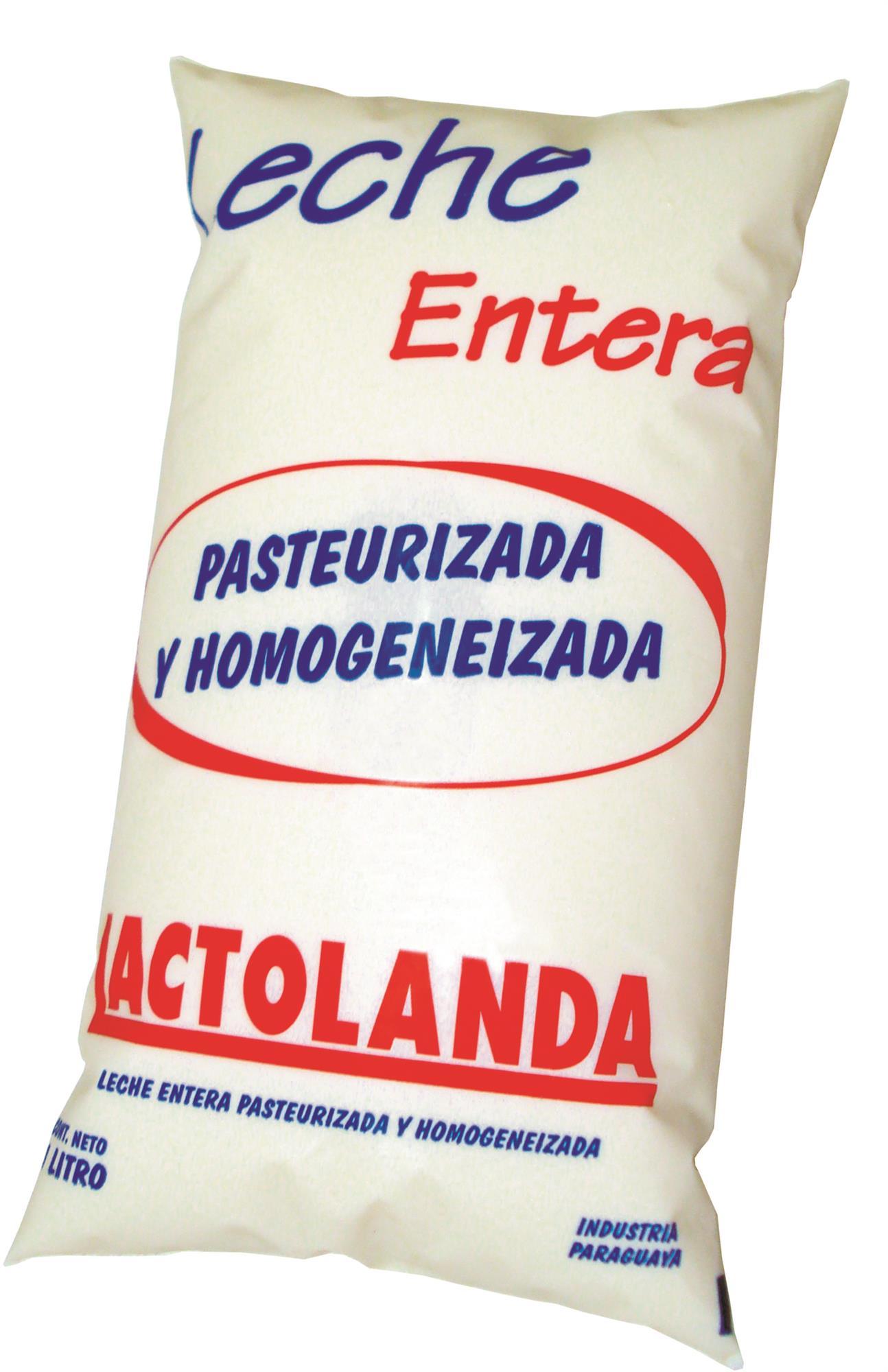 LECHE LACTOLANDA SACHET 1 LITRO SA