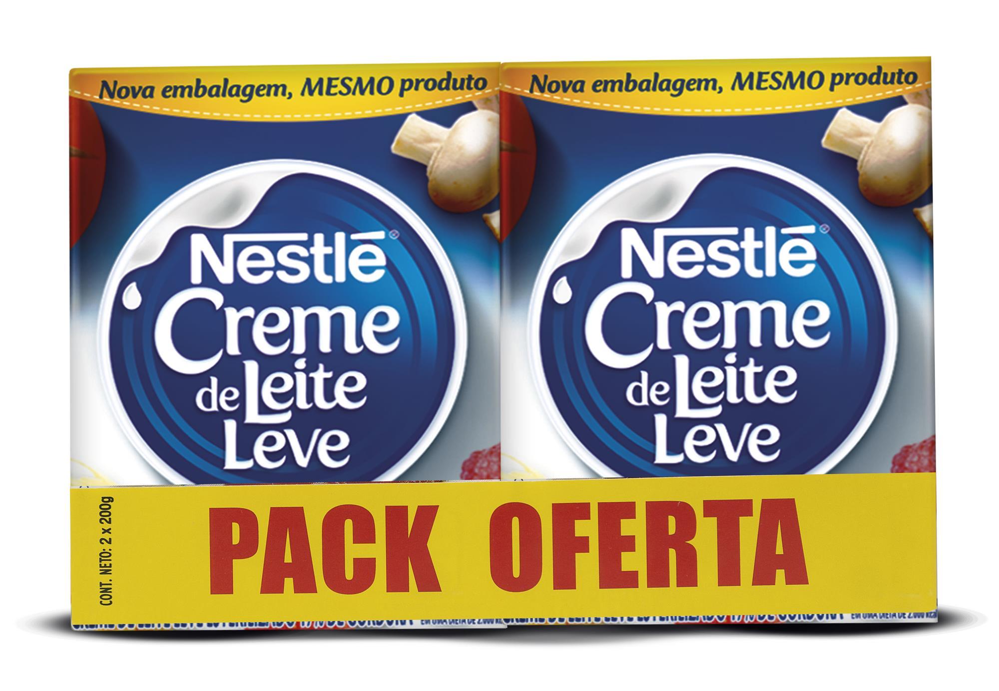 CREMA D/LECHE 2X200GR NESTLE TETRA PACK