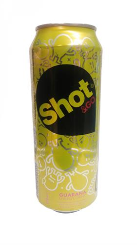 Foto BEBIDA ENERGIZANTE GUARANA 500 ML SHOT LAT de