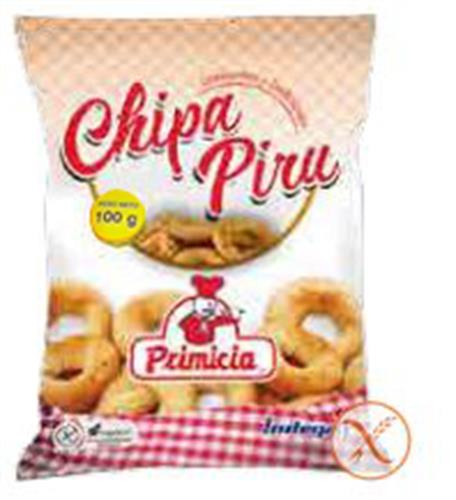 Foto CHIPA PIRU 100GR PRIMICIA BSA de