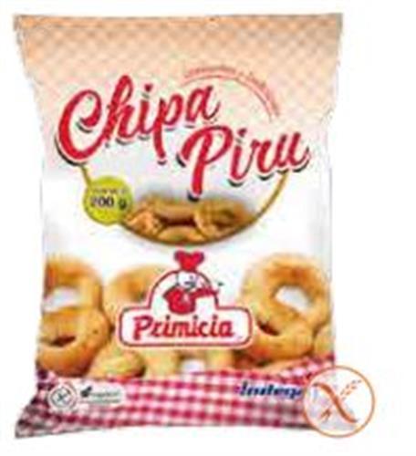 Foto CHIPITA PIRU 200GR PRIMICIA PAQUETE  de