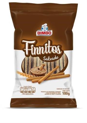 Foto PALITO FINITO SALVADO 100GR BIMBO BSA de
