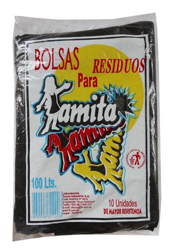 Foto BOLSA PARA RESIDUOS AMITA BOLSA 100 de